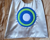Superhero Cape - Bullseye Shield