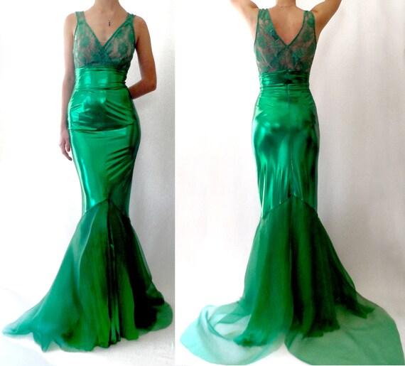 items similar to mermaid costume maxi high waist wiggle