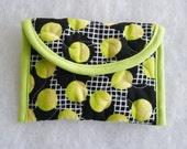 Card Holder - Tennis Balls