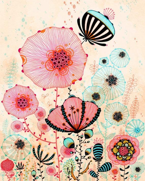 Giclee Fine Art Print - Morning - Print