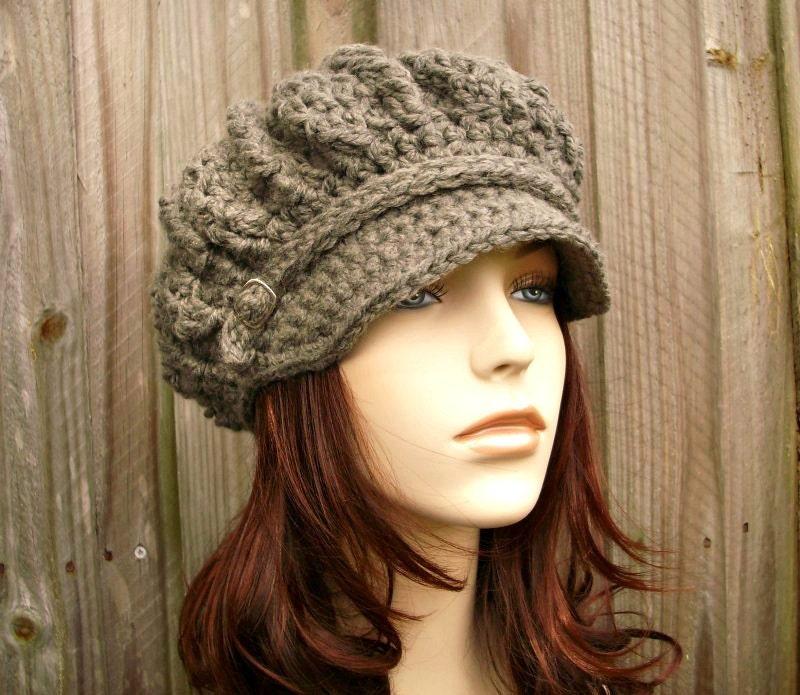 instant crochet pattern hat crochet pattern