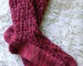 Knitspot Dolomite Sock Pattern