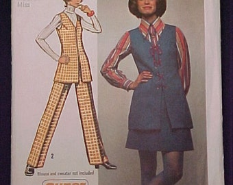 Vintage Simplicity 5075 Easy Jiffy Miss 14