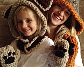 Crochet Pattern-Foxy Lady