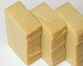 White Ginger  - Handmade Cold Process Shea Butter Soap - Soap For Her - Soap For Him
