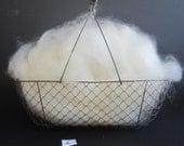 Pygora Cloud - Gypsy - white - 1oz - dehaired