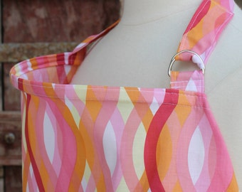 Nursing Cover-Waves-Free Shipping When Purchased With A Wrap