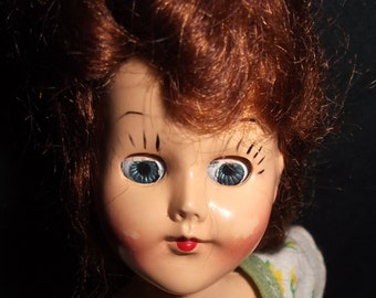 Vintage Dime Store Doll