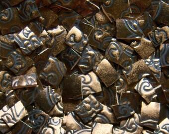 Mosaic Tiles----Bronze Age --100 tiles--Sale