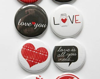 Love is All You Need Flair