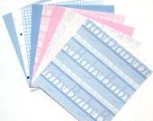 In The Nursery - 6x6 Memory Block Paper Pack