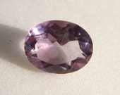 Natural 2.22ct. Oval Faceted Amethyst Gemstone