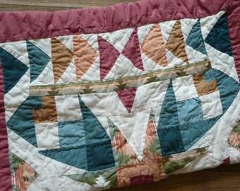 SALE, Handmade Tote Bag, Colorful Patchwork, Recycled Fabrics, Large Tote Bag, Unique Tote Bag, Hippie Boho, Shoulder Bag, Quilted Bag, Shop