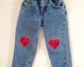 Altered Couture Little Levi's