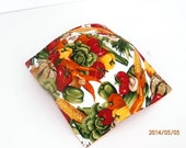 Microwave Bowl Cozy  Garden Vegetables