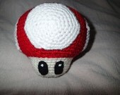 Super Mario Bros. Power Up Mushroom