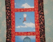 Handmade Customized Imprinted Photo Small Wall Quilt