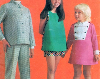 Easy Sewing Pattern Drafting for Girls 5 to 12 by Enid Gilchrist