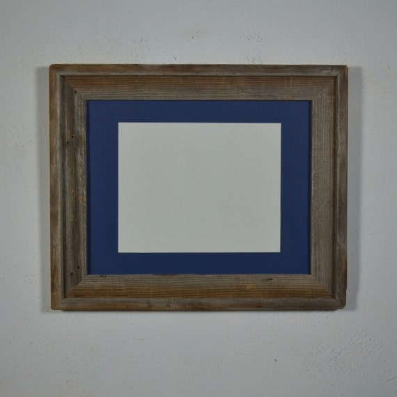 11x14 Wood Frame With Mat For 8x10 Or 8x12 Or 9x12