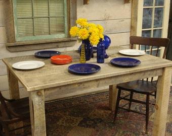rustic dining room table  54   x36   x 30  h  rustic dining room table farmhouse 72 x 38 x  rh   etsy com