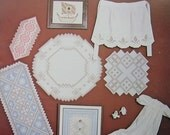 Award Winning Designs In Hardanger Embroidery 1980 Book