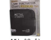 1.5mm Punctuation Punch Set