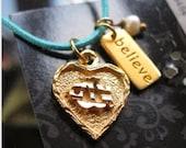 Custom necklace Patricia
