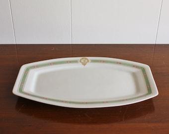 Vintage Biltmore ironstone serving platter