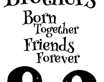 Popular items for born together on Etsy