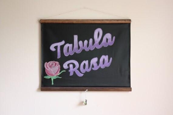 Blank Chalkboard - Larger Size // Sign // Chalk Art // Calendar // Grocery List // Wall Hanging // Wedding // Birthday // Decoration