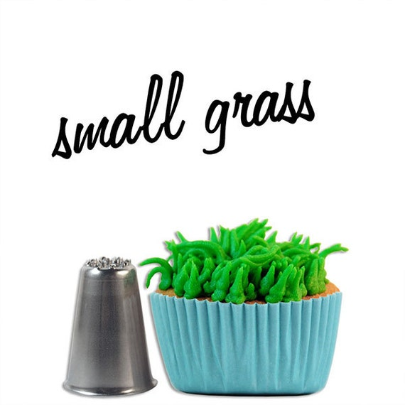 Cake Decorating Tip To Make Grass : Small Grass Decorating Tip 133