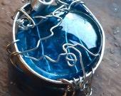 Castiel's Grace Necklace SPN Supernatural
