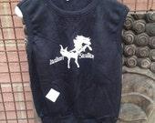 Vintage Italian Stallion Sweatshirt SZ S/M deadstock