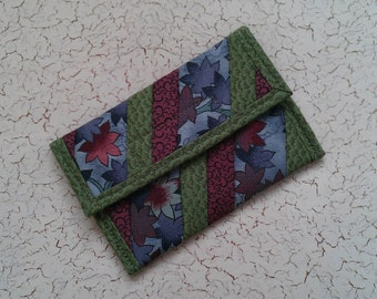 Quilted Coin Purse (CP109)