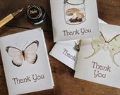 Thank You Note Card Set - Digital