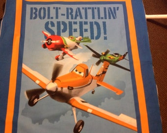 Bolt Disney Planes Quilt