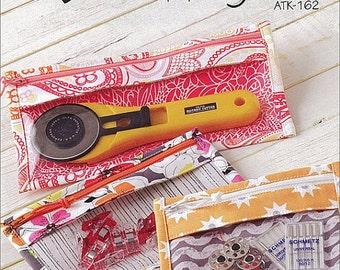 Atkinson Designs Bridget's Bagettes Sewing Storage Pattern