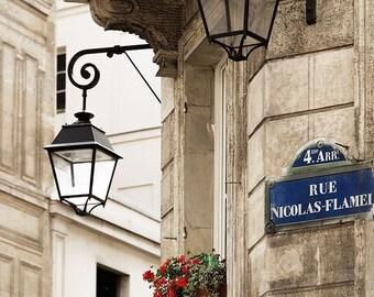 """Paris Photography, """"Twilight Light"""" Paris Print Extra Large Wall Art Prints Paris Wall Decor"""