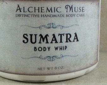 Sumatra - Body Whip - Hot Ginger, Sumatra Coffee, Coconut Milk