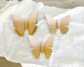 Upcycled Butterfly Wall Hangings | Ombre