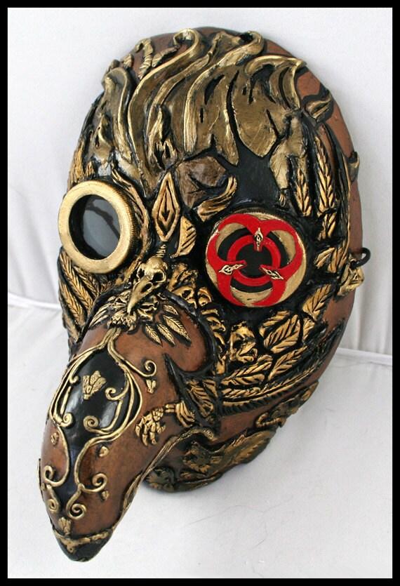 pest doktor maske
