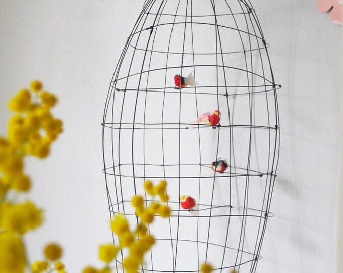 Birdcage size L