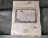 Angel's Wings--Counted Cross Stitch--Kit--From Imaginating Inc--Unopened