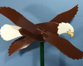 Bald Eagle Whirligig
