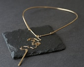 Muse Lariat Necklace