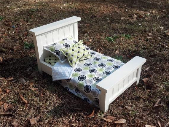 American Girl Bedding Set Geometric Print