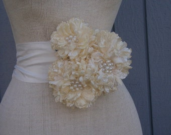 wedding sash, bridal sash, wedding belt, bridal belt, bridal accessories, wedding accessories,  wedding dress sash, bridesmaid gift, belt