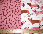 Fitted Baby Crib Sheets - set of 2 - coordinating - M'Liss - Friends Fur Ever - made to order - by Happy Campers of the South (CS010 CS011)