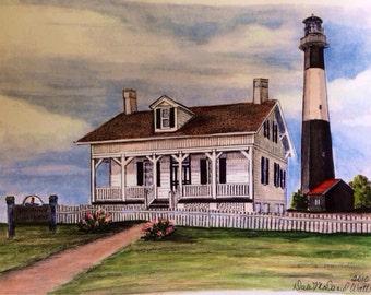 Tybee Lighthouse, Savannah, Georgia
