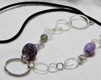 SALE Reader Glasses/Sunglasses Necklace Holder Free Shipping